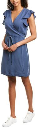 Bella Dahl Ruffled Wrap Dress