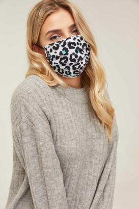 Ardene Leopard Reusable Face Covering
