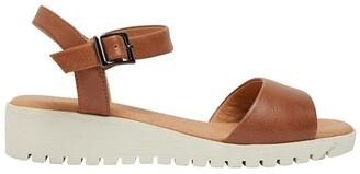 Easy Steps Georgie Tan Glove Sandals