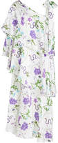 Borgo de Nor Floral Print Dress
