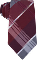Geoffrey Beene Men's P for Plaid Tie