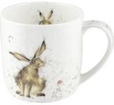 Royal Worcester Good Hare Day 0.31L Wrendale Mug