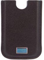Dolce & Gabbana Blackberry Leather Phone Case w/ Tags