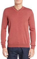 Black Brown 1826 Merino Wool Knit Sweater