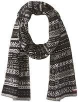Tommy Hilfiger Men's Fair Isle Float Scarf