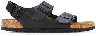 Birkenstock Milano buckled sandals