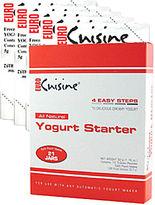 Euro Cuisine Euro-Cuisine All-Natural Yogurt Starter RI1020