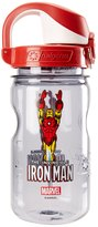 Nalgene OTF 12oz Kids Iron Man Water Bottle 8158690