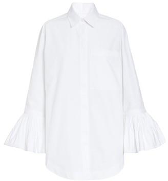 Valentino Shirt with flounces