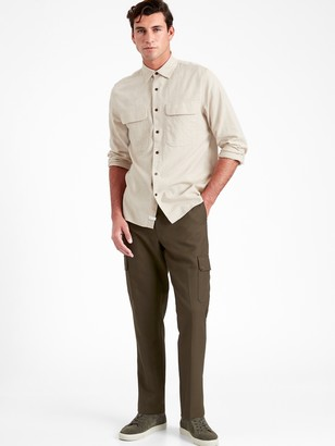 Banana Republic Heritage Tapered Cargo Pant