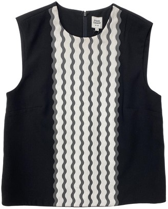 Opening Ceremony Black Polyester Tops