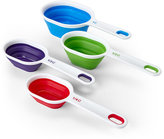 Progressive 4-Piece Collapsible Measuring Cup Set