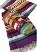Missoni Home -harpo pattern throw by missoni home of italy