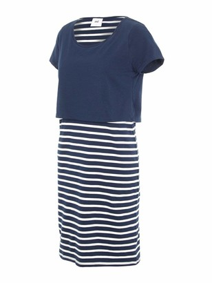 Mama Licious Mamalicious Women's Mllea Org June S/s Y/d Abk Dress A.noos