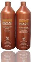 Mizani Moisturfusion Milk Bath + Silk Cream Conditioner 33.8oz