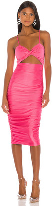 h:ours Shelby Midi Dress