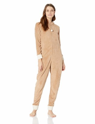 PJCouture Women's All-in-One Plush Fun Onesie