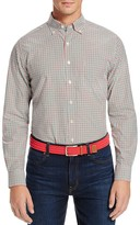 Vineyard Vines Gardiners Gingham Tucker Regular Fit Button-Down Shirt