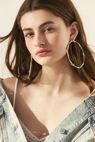 Urban Outfitters Barbed Statement Hoop Earring