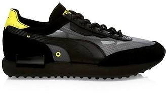 Puma Men's x Chinatown Market Future Rider Sneakers