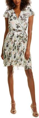 Diane von Furstenberg Theo Wrap Dress