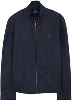 Polo Ralph Lauren Navy Twill Jacket