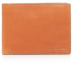 Cole Haan Hendrix Leather Bi-Fold Wallet - 100% Exclusive