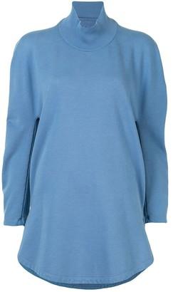 MM6 MAISON MARGIELA High-Neck Sweatshirt