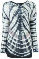 Raquel Allegra tie dye jumper