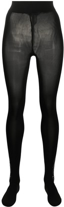 Wolford Minerva embellished tights