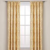 Kenneth Cole Reaction Home Falling Petals Window Curtain Panel