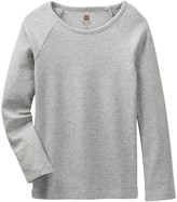 Tea Collection Ribbed Purtity Tee (Toddler, Little Girls, & Big Girls)
