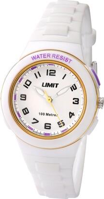 Limit Unisex Analogue Classic Quartz Watch with Plastic Strap 5590.37