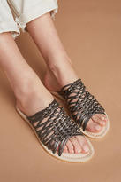 Seychelles Duel Knotted Slide Sandals