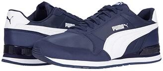 Puma ST Runner V2 NL Black White) Men's Shoes