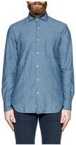 Aspesi Cerulean Blue Shirt