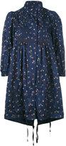 Moncler Lauris short coat - women - Polyamide - 0