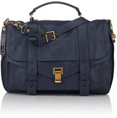 Proenza Schouler Women's PS1 Large Shoulder Bag-Navy