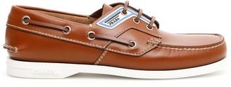 Prada Boat Shoes