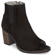Bos. & Co. Women's Brianna Perforated Chelsea Boot