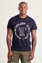 True Religion Selfie Logo Mens Tee