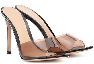 Gianvito Rossi Elle 105 leather sandals
