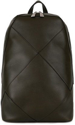 Bottega Veneta Quilted Detail Backpack