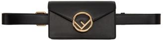 Fendi Black F is Belt Bag
