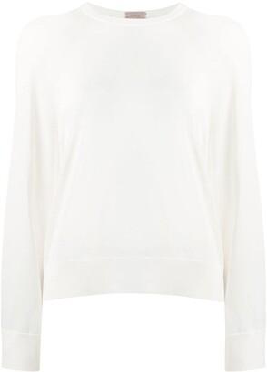 Mrz Slouchy Sleeve Slit Sweater