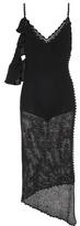 Magda Butrym Lanus cotton and silk-blend dress