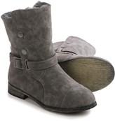 BearPaw Trisha Sheepskin Boots - Suede (For Women)