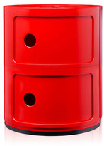 Kartell Componibili Storage Unit - Red - Small