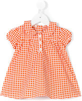 Marni checked dress - kids - Cotton - 3 mth
