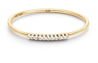 Kendra Scott Mila Band Ring in White Diamond